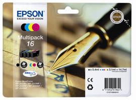 Epson 16 L Multipack (4 kleuren)