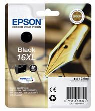Epson 16 XL Inktcartridge Zwart