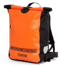 Ortlieb Messenger Bag 39L Orange/Black