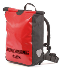 Ortlieb Messenger Bag 39L Red/Black