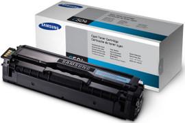 Samsung CLT-C504S Toner Blauw