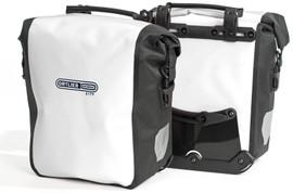 Ortlieb Sport-Roller City QL1 White/Black (paar)