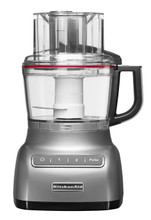 KitchenAid Foodprocessor Zilver 2,1l