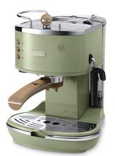 DeLonghi Icona Vintage Groen Espressomachine