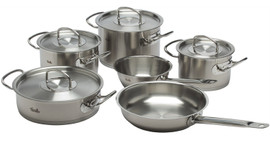 Fissler Original Pro Collection Pannenset 6-delig