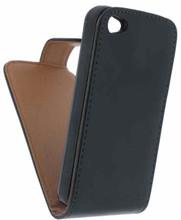 Xccess Leather Flip Case Apple iPhone 4/4S