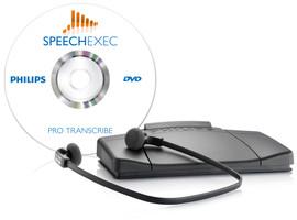 Philips LFH 7277 SpeechExec Pro Transcriptieset
