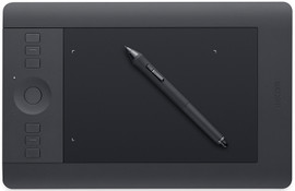 Wacom Intuos Pro Pen & Touch Tablet S