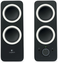 Logitech Z200 2.0 Speakersysteem