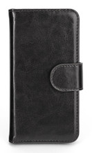 Xqisit Wallet Case Eman Apple iPhone 5/5S/SE Black