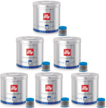 Illy MIE Capsules Normaal Lungo 6 x 21 stuks