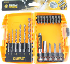 DeWalt 19-delige Tough Case Bit- en Borenset