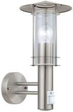 Eglo Lisio Wandlamp met Bewegingssensor