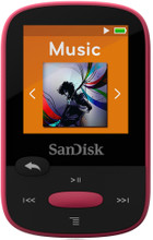Sandisk Sansa Clip Sports 8GB roze