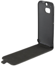Xqisit Flipcover HTC One M8 Black