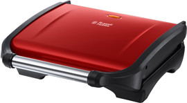 Russell Hobbs Colours Rood Grill