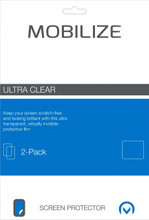 Mobilize Screenprotector HTC One A9 Duo Pack