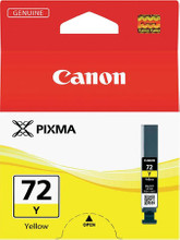 Canon PGI-72Y Cartridge Geel