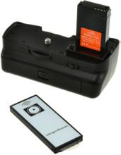 Jupio Battery Grip voor Canon EOS 100D