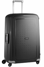 Samsonite S'Cure Spinner 75 cm Black