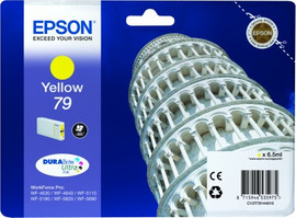 Epson 79 Cartridge Geel