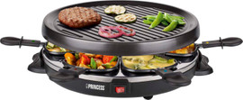 Princess Raclette 6 Grill Party