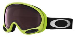 Oakley A Frame 2.0 80 Neon Green + Prizm Black Iridium Lens