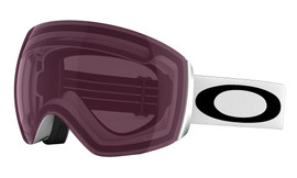 Oakley Flight Deck White + Prizm Rose Lens