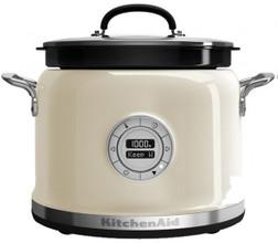 KitchenAid Multicooker + Roertoren Amandelwit