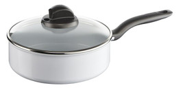 Tefal Ceramic Control White Induction Hapjespan 24 cm