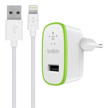 Belkin Wall Single Micro Charger Lightning 2,4 A White