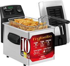 Fritel Frytastic SF 5371 Turbo 4L