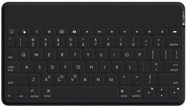 Logitech Keys-to-Go Apple QWERTY Zwart