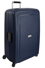 Samsonite S'Cure DLX Spinner 81 cm Midnight Blue