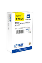 Epson T7894 XXL Cartridge Geel