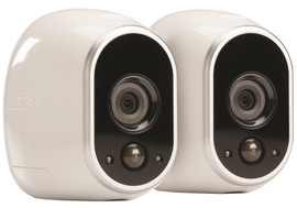 Arlo Home HD-cam Duo Pack