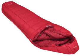 Vaude Sioux 800 Dark Indian Red Left