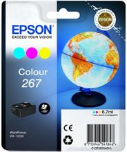 Epson Globe 267 Cartridge 3-Kleuren