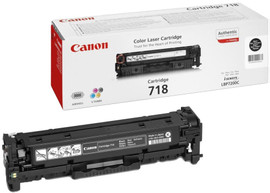 Canon CRG-718 Toner Zwart