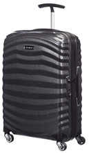 Samsonite Lite-Shock Spinner 55 cm Black