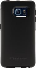 OtterBox Symmetry Samsung Galaxy S6 edge Zwart