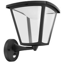 Philips myGarden Cottage Wandlamp Opwaarts met bewegingssens