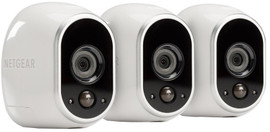 Arlo Home HD-camera Triple Pack