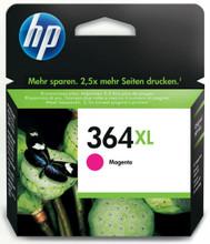 HP 364 XL Ink Cartridge Magenta (Rood) CB324EE