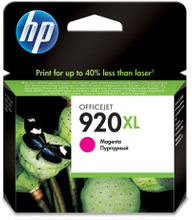 HP 920 Magenta XL Ink Cartridge (rood) CD973AE