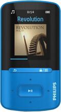 Philips GoGear Vibe 4 GB Blauw