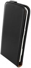 Mobiparts Essential Flip Case Samsung Galaxy S6 Zwart