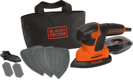 Black & Decker KA2000-QS Deltaschuurmachine