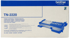 Brother TN-2220 Toner Black XL (zwart)