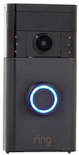 Ring Video Doorbell Zwart